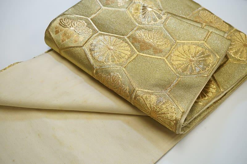 袋帯のカビ