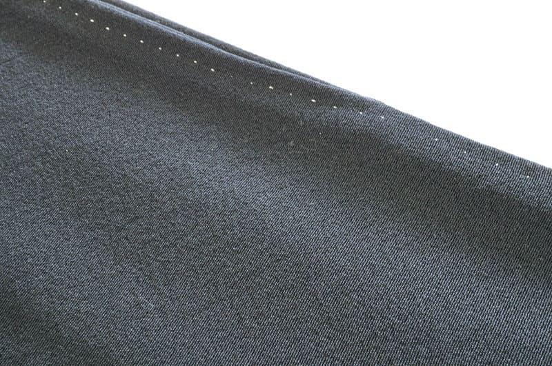 黒留袖カビ取りクリーニング